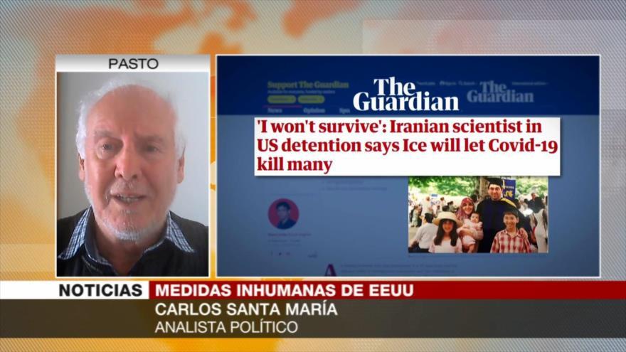 Santa María: EEUU encarcela a científicos de Irán para frenar su desarrollo