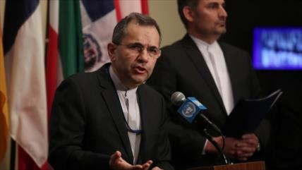 'Sanciones de EEUU a Irán afectan a toda la humanidad'
