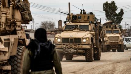 EEUU refuerza a terroristas en Siria a guisa de ayuda humanitaria