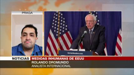 Dromundo: EEUU no da prioridad a la propagación de COVID-19