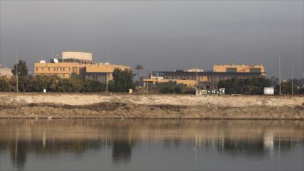 EEUU refuerza su embajada en Bagdad por temor a la resistencia