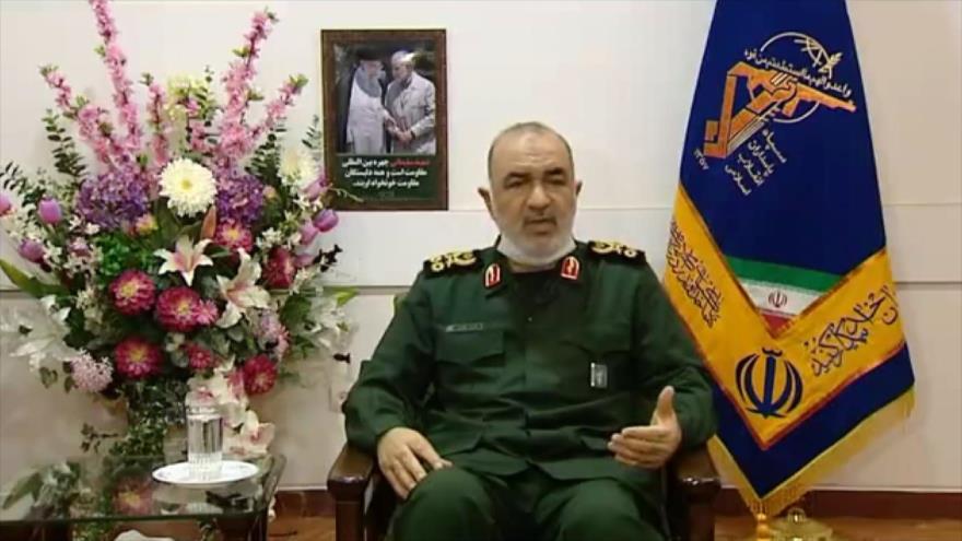 Salami: tropas de EEUU deben salir de la región de Asia Occidental
