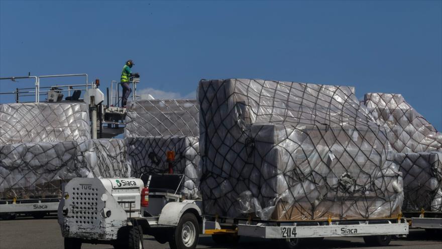 Venezuela recibe segundo cargamento de ayuda china contra COVID-19 | HISPANTV