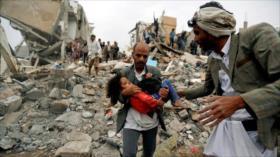Hezbolá urge el fin de la agresión de Arabia Saudí a Yemen
