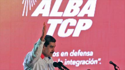 """ALBA rechaza """"infame"""" acusación de EEUU contra Maduro"""