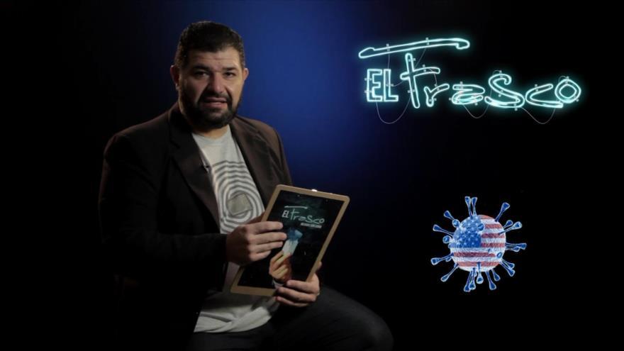 El Frasco, medios sin cura: El virus que expuso a las potencias mundiales