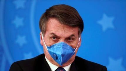 """Bolsonaro sobre avance de coronavirus: """"van a morir, lo siento"""""""