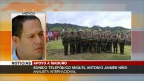 """Jaimes Niño: Fijación de EEUU contra Venezuela es """"enfermiza"""""""