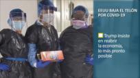 PoliMedios: EEUU baja el telón por COVID-19