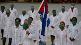 Cuba envía médicos a 12 países para luchar contra coronavirus