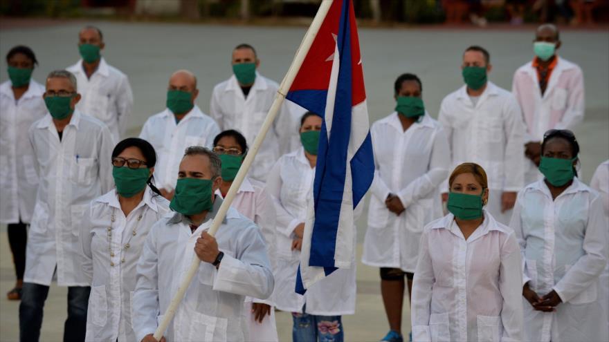 Cuba envía médicos a 12 países para luchar contra coronavirus | HISPANTV