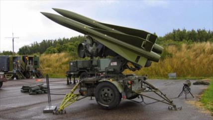 Vídeo: Turquía envía sistema antiaéreo Hawk al noroeste de Siria