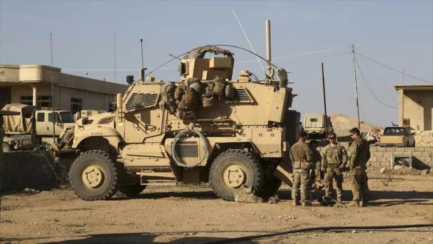 Vídeo: Coalición de EEUU se retira de tercera base militar en Irak | HISPANTV