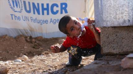 Turquía deja sin agua a sirios en plena crisis del coronavirus