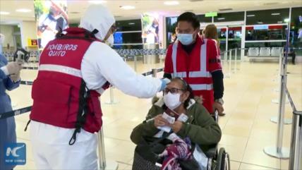 América Latina, en alerta por el nuevo coronavirus