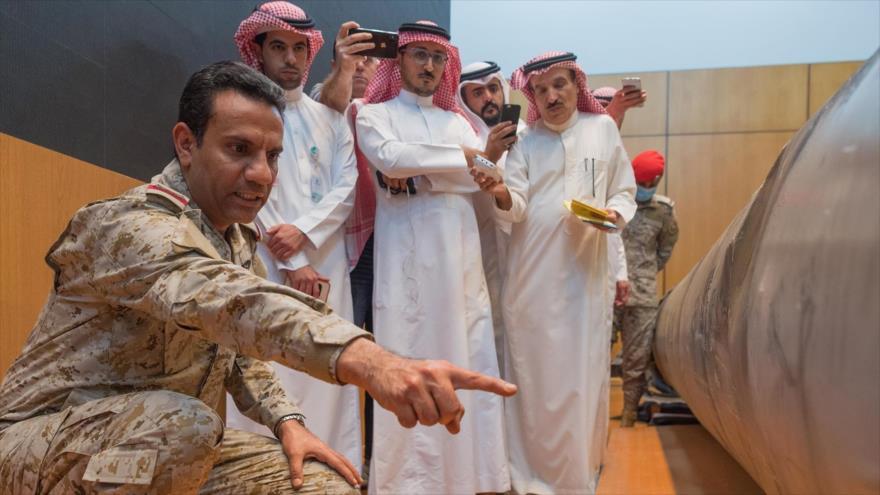 Riad y sistemas Patriot de EEUU, impotentes ante misiles yemeníes