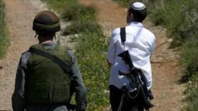 Colonos israelíes atacan Cisjordania, azotada por el COVID-19