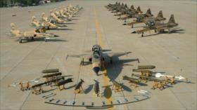El poder de las Fuerzas Armadas de Irán asusta a sus enemigos