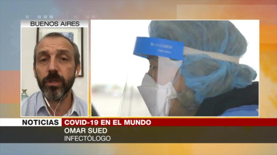 Sued: Única solución para enfrentar COVID-19 es aislamiento total | HISPANTV