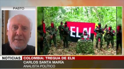 """""""Tregua de ELN por COVID-19 puede reactivar un proceso de paz"""""""