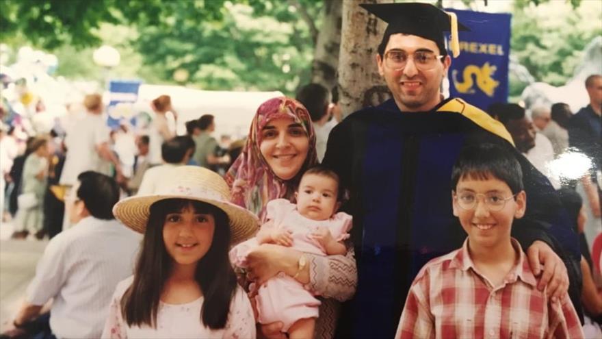 Científico iraní detenido en EEUU: No sobreviviré al coronavirus