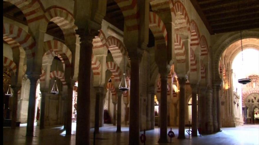 Al-Ándalus: Córdoba; Mezquita de Córdoba
