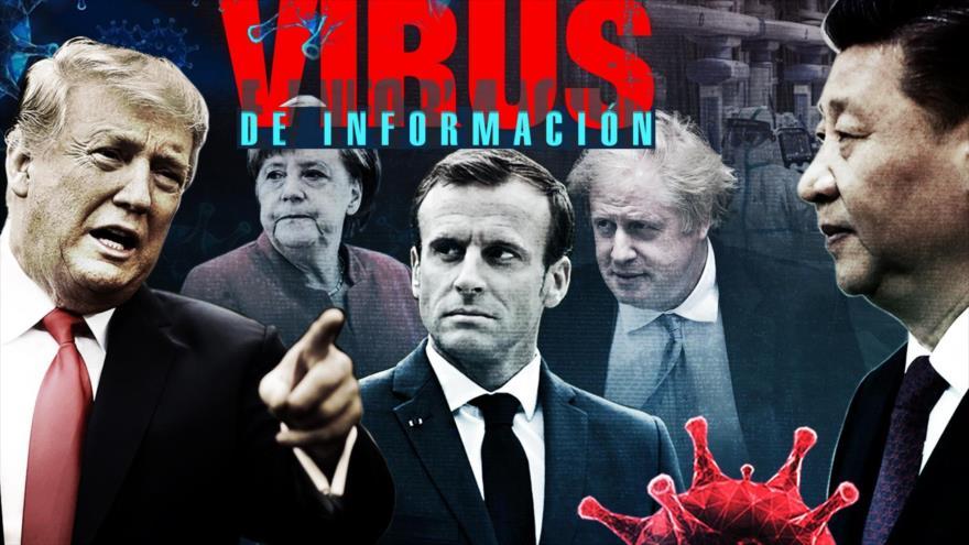 Detrás de la Razón: Guerra de información de verdades y mentiras en medio de la epidemia mundial