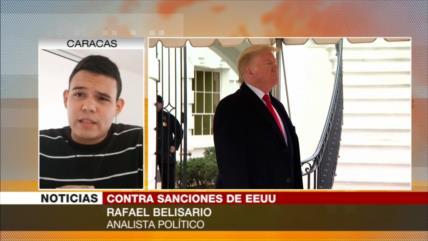 """Belisario: Maduro destapa la """"acción genocida"""" de EEUU contra Venezuela"""