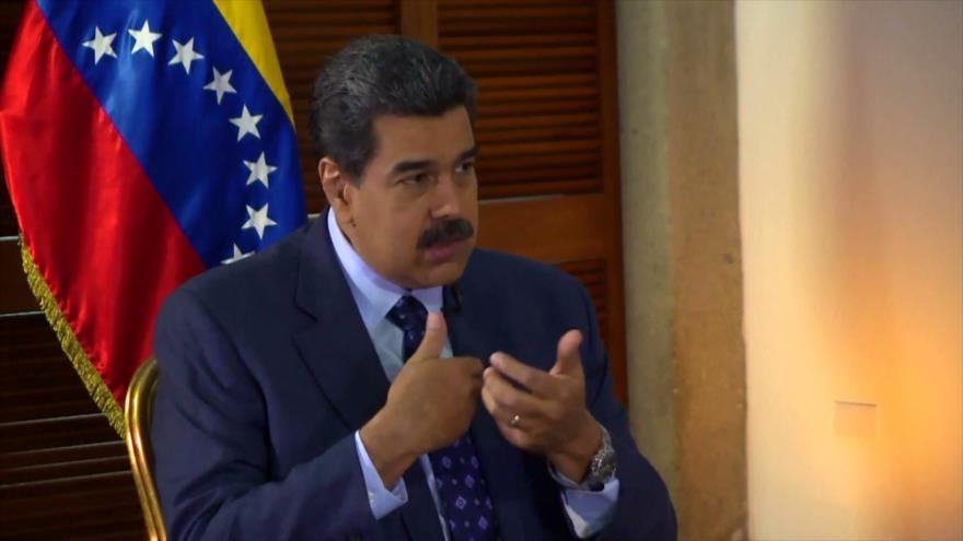Maduro pide apoyo a líderes mundiales ante acusaciones de EEUU   HISPANTV