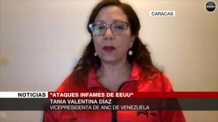 Entrevista de Tania Valentina Díaz a HispanTV (texto completo)