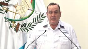 Gobierno de Guatemala anuncia ayuda económica a raíz de pandemia