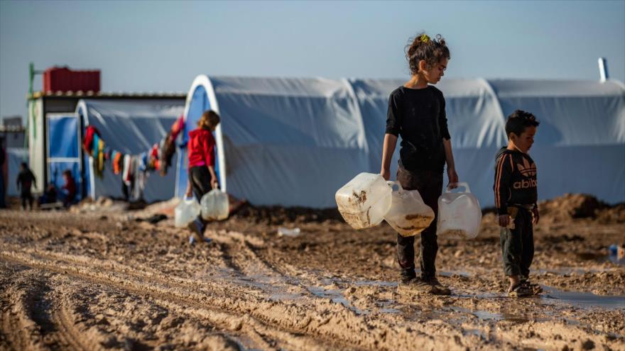 "HRW exige fin ""inmediato"" del corte de agua por Turquía en Siria | HISPANTV"