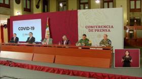 Gobierno de México declara emergencia sanitaria por coronavirus