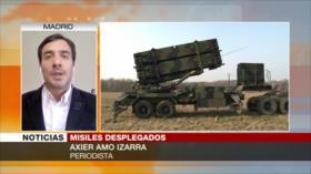 """""""Desplegando Patriot, EEUU busca prolongar su presencia en Irak"""""""