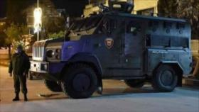 Fotos: Terroristas usan vehículos blindados ucranianos en Siria