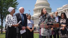 Congresistas piden a Trump suspender embargos a Irán por COVID-19
