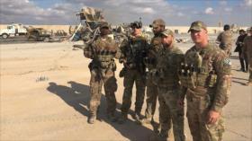 Irán: Actividades militares de EEUU violan la soberanía de Irak