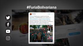 Etiquetaje; Maduro alerta: Furia bolivariana arrasaría a EEUU y Colombia