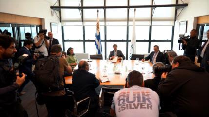 Uruguay: Dirigentes de oposición buscan acuerdo contra coronavirus