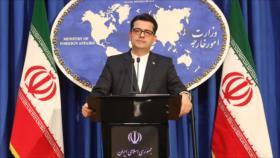 Irán refuta alegato saudí sobre presencia de sus expertos en Yemen