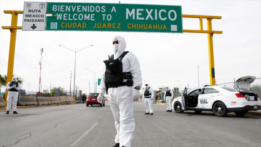 México pasa a emergencia sanitaria por coronavirus