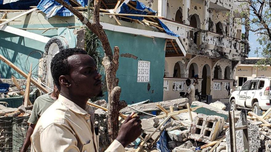 Amnistía: EEUU mató en Somalia a civiles no a terroristas
