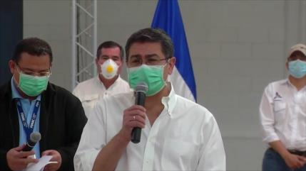 Honduras pide medicamento a Cuba para hacer frente al COVID-19