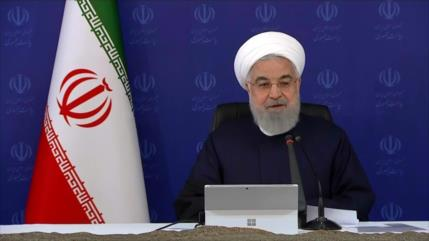 Irán critica actos hostiles de EEUU en condiciones de pandemia