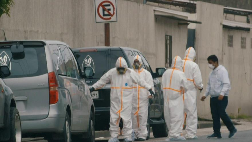 Brasil es el país que más sufre por coronavirus en América Latina | HISPANTV