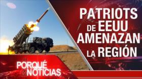 El Porqué de las Noticias: Presencia ilegal de EEUU en Irak. Sanciones inhumanas de EEUU. La pandemia en América Latina