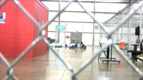 Niños migrantes en custodia de EEUU dan positivo en coronavirus