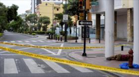 Imágenes impactantes: Cadáveres abandonados en calles de Ecuador