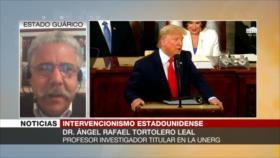Leal: EEUU utiliza a Venezuela para materializar sus objetivos