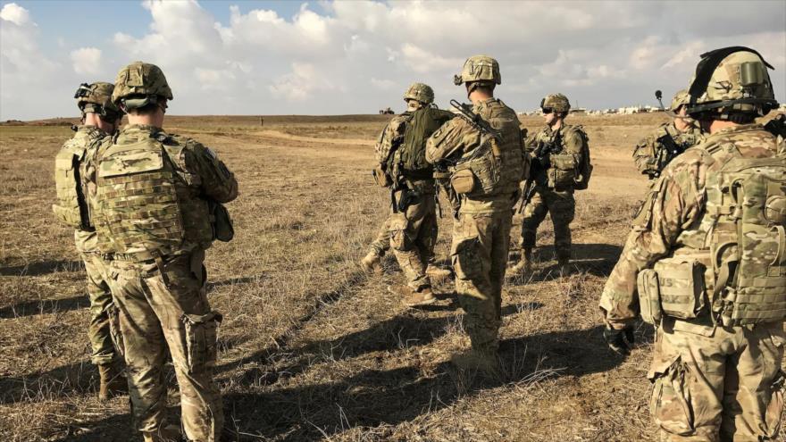 Soldados estadounidenses en una base militar en Mosul, Irak, 4 de enero de 2017. (Foto: Reuters)